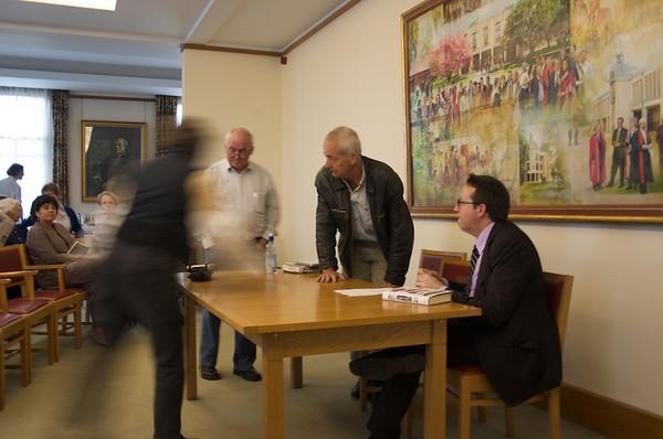 Wolfson Press Fellowship Talk May 2008