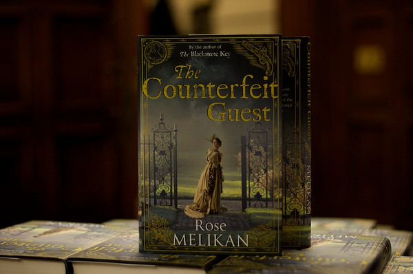 The Counterfeit Guest Launch Party